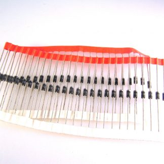 Diodes Standard Recovery 1Amp 1N4003 1N4004 1N4005 1N4006 1N4007 OMA80 25 pieces