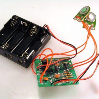 Battery Holder /& PP3 Clip Red//Black Wired 50mm OM0523D 10 x AA UM-3