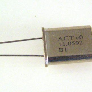 ACT 12Mhz Crystal Oscillator  PO120010EDAFC-PF BJ0004B 5 pcs OL0710