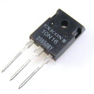 Motorola MJE18004 NPN Bipolar Power Transistor OM0106