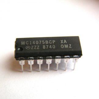 Fairchild F 1489PC Line Receiver Quad RS232 Integrated Circuit OM0033