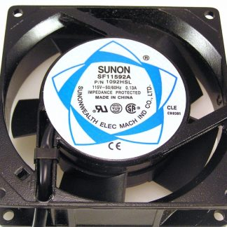 Vapochill 12v 92x25mm Computer Cooling Fan 4 Wire Suit