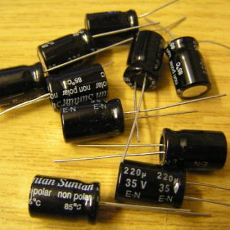 Electrolytic Capacitors 4700uf 35v 85/'C Suntan 4 pieces OL0433