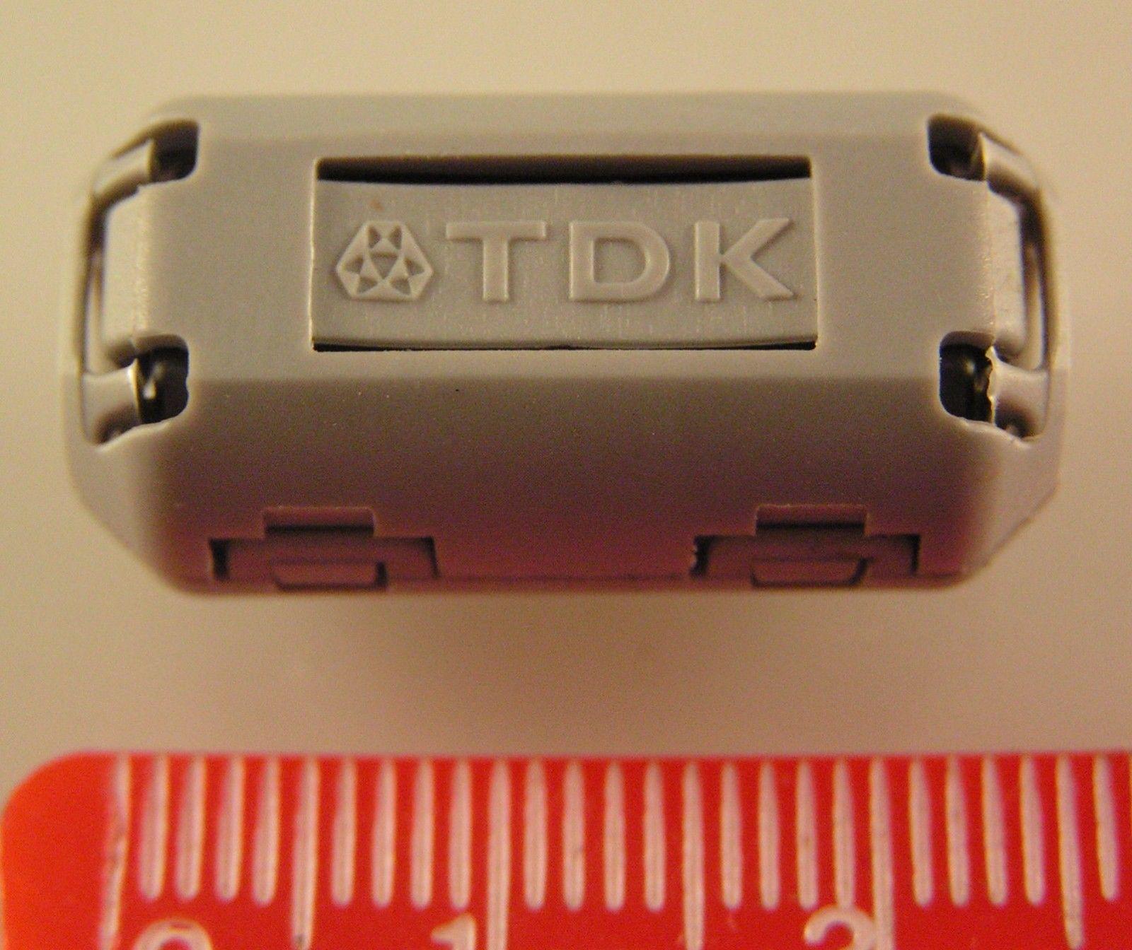 TDK ZCAT 1325-0530 Filtre De Ferrite Clip Sur Câble 5 mm 1 Pièces OM0989