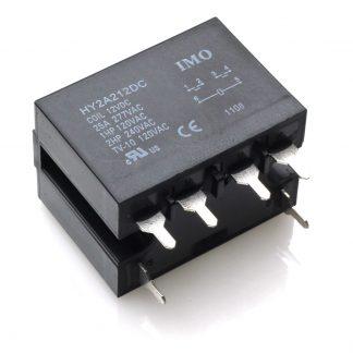 IMO EM2H-CWL6VDC Coil 2A 30VDC 1A 125VAC Relay 4 pieces I14 OLA1-12
