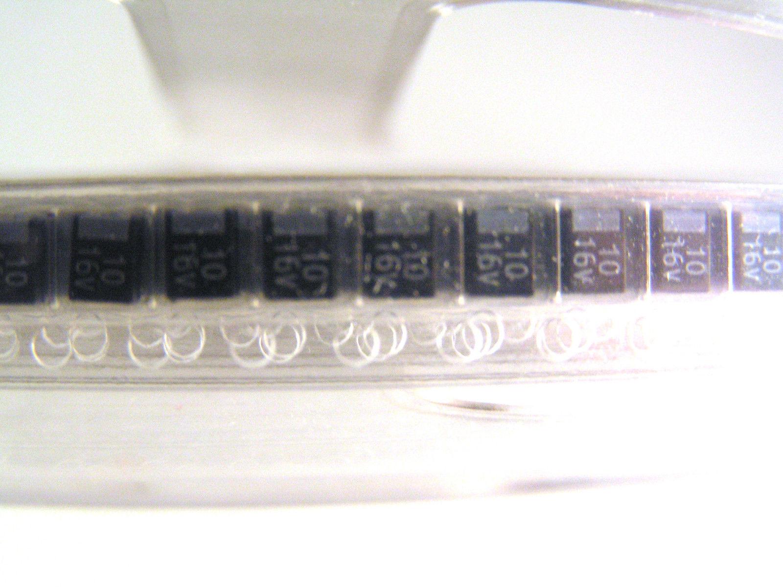 Samsung TCSVS1C106KBAR Tantalum Capacitor 10uF 20/% 16V 25 pieces OL0192