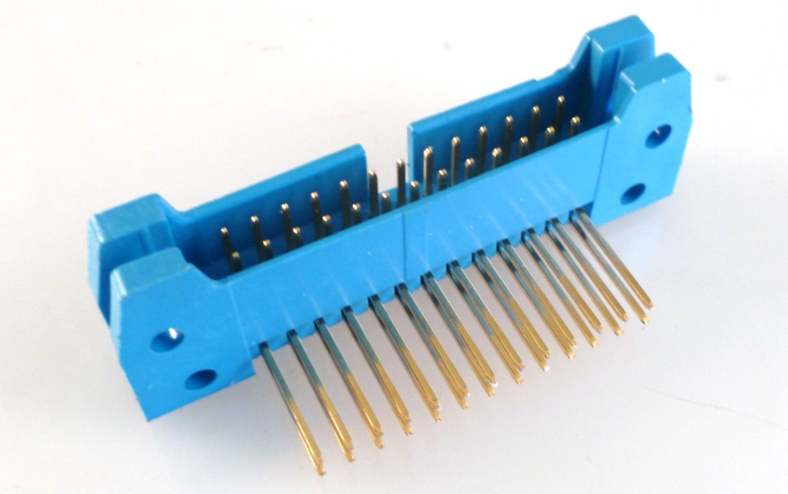 Yamaichi FAP-26-07.02B Header Plug 90/' PCB Mnt Long Au Plate Pins 26 Way OM0295b