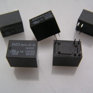 25A 250VAC 1HP 125V 2PNO I9 2pcs MBC002d IMO GY2A1 Relay 24VAC